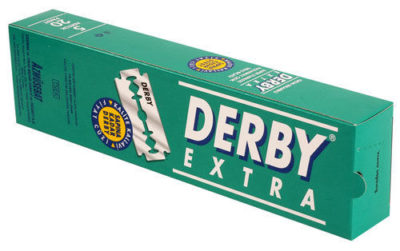 Derby Extra Double Edge Razor Blades For Safety Razors